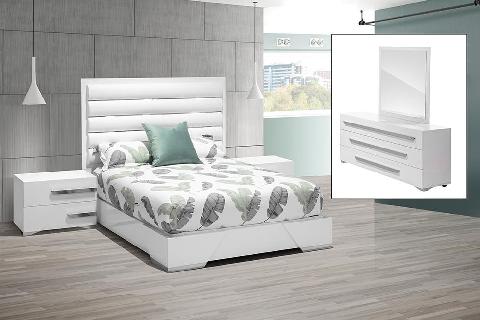Romano bedroom suite